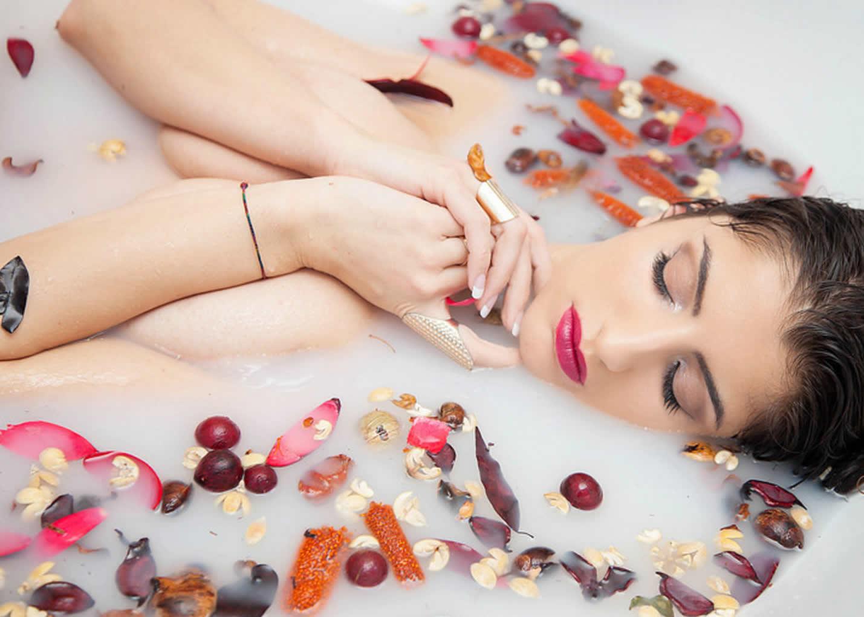 bain relaxant et bio