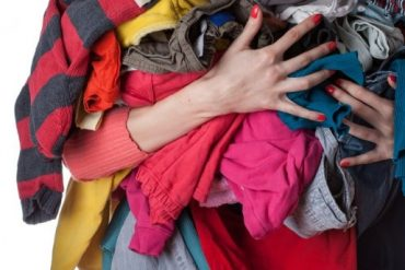 recyclage vêtement
